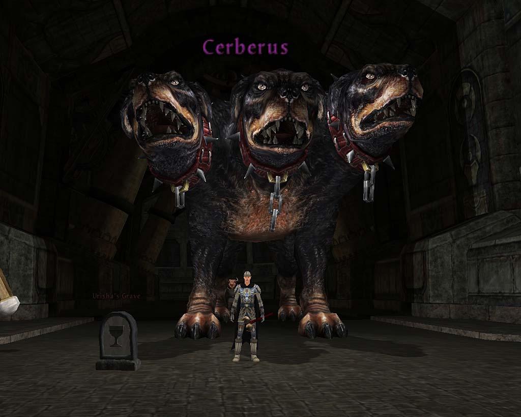 Bienvenidos a la guarida R-X LotM-Cerberus